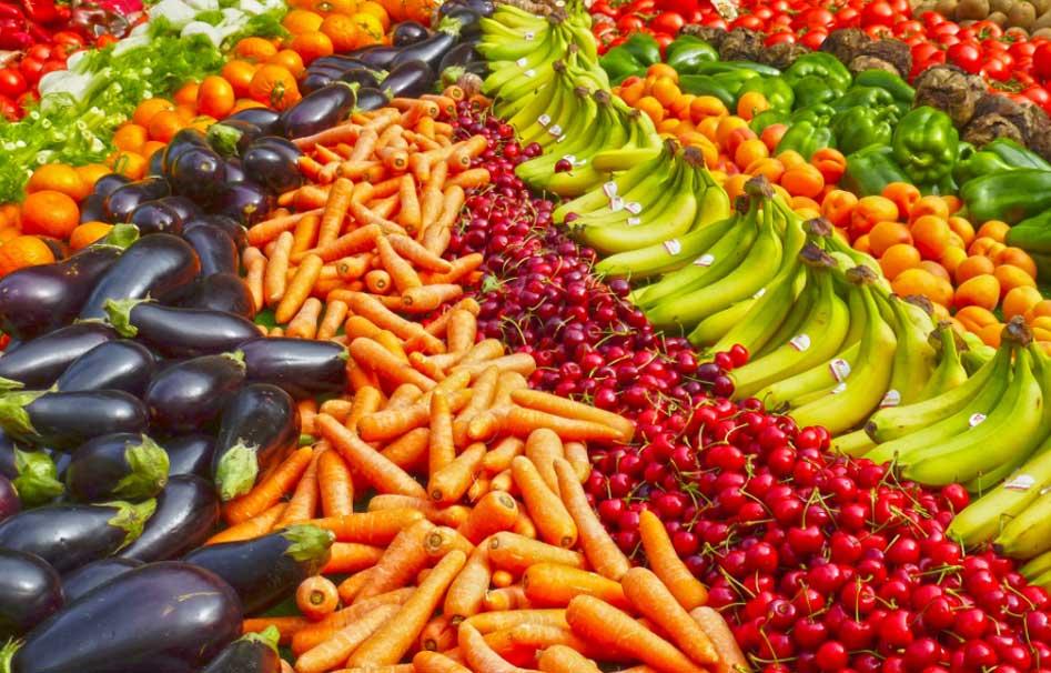 Qué es la gastronomía vegetariana