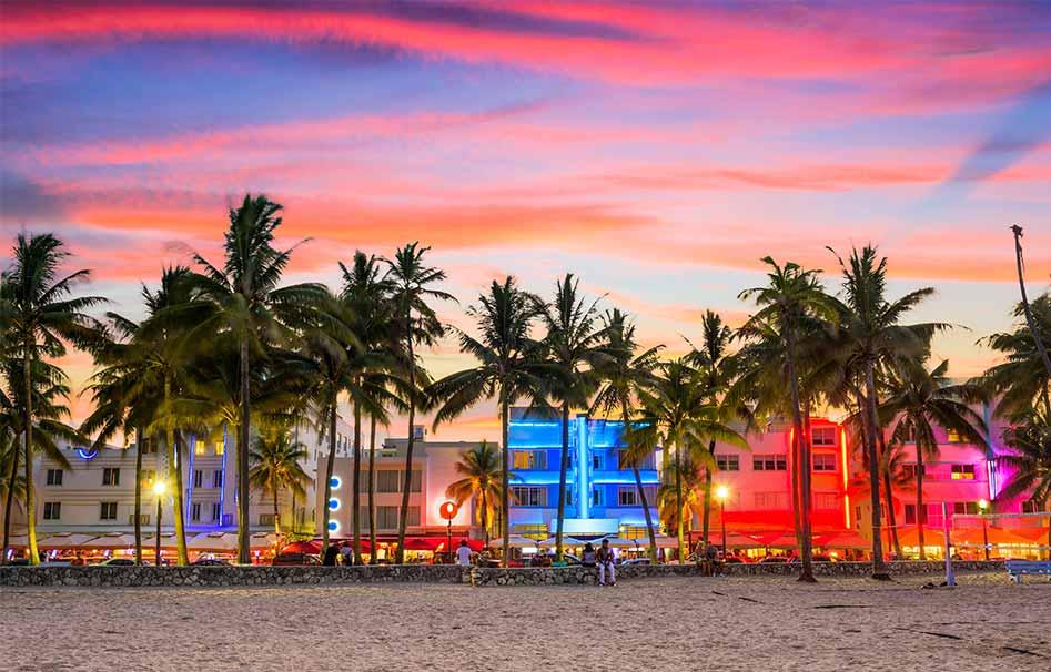 Recomendaciones para viajar a Miami
